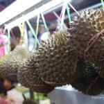 Durian- owoc, który zabija