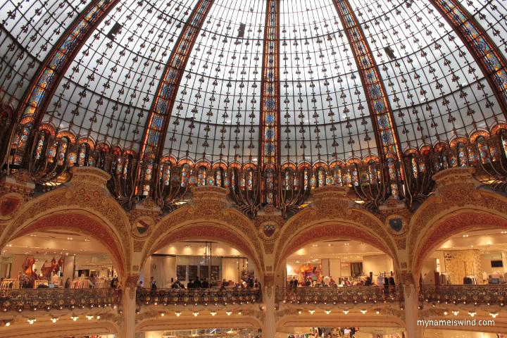 Gdzie robić zakupy w Paryżu?