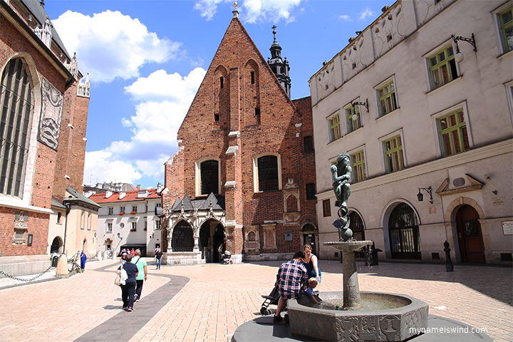 10 reasons to visit Cracow, former Polish capital