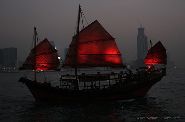 Jak dojechać z Hongkongu do Kantonu