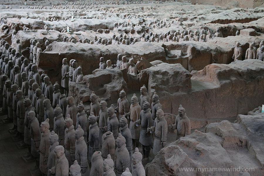 Xi'an – Armia Terakotowa i niezwykłe miasto