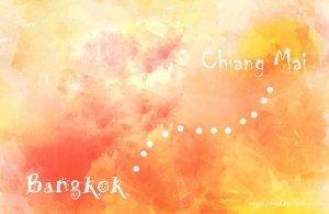 Jak się dostać z Bangkoku do Chiang Mai