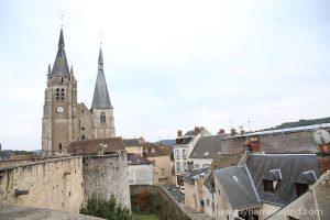 Paryż i okolice: Dourdan oraz księżniczka po przejściach