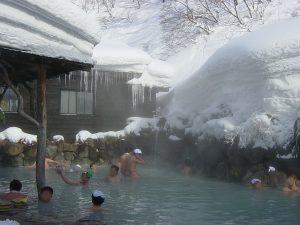 Na golasa! Czyli wizyta w japońskim onsen