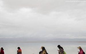Nie przegap! Słone jezioro w Chinach- Chaka