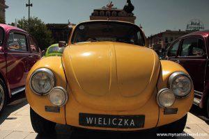 Jak dojechać do Wieliczki z Krakowa