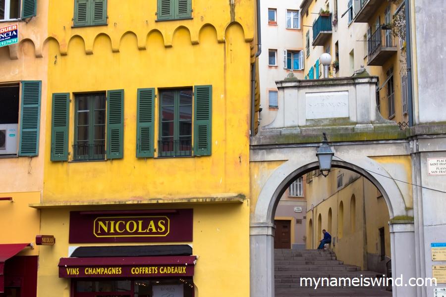 Nicea Francja z marzeń- Francuska Riwiera