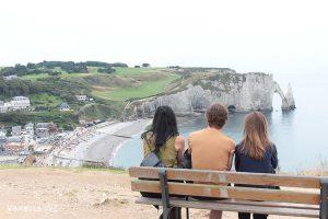 Normandia. Etretat, wikingowie i Monet