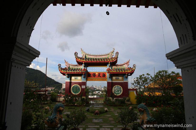 Świątynia Kek Lok Si na Penang
