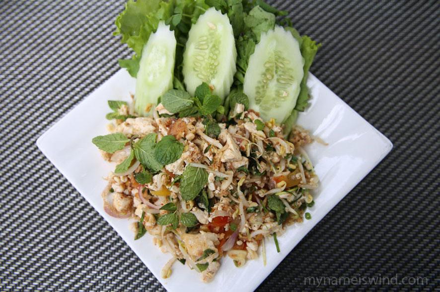 podróż kulinarna, laos, jedzenie w azji