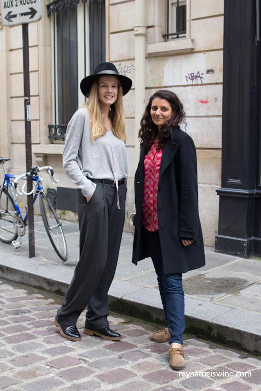 Moda w Paryżu- Styl Francuzek