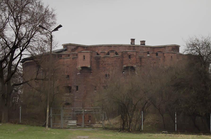 fort kraków