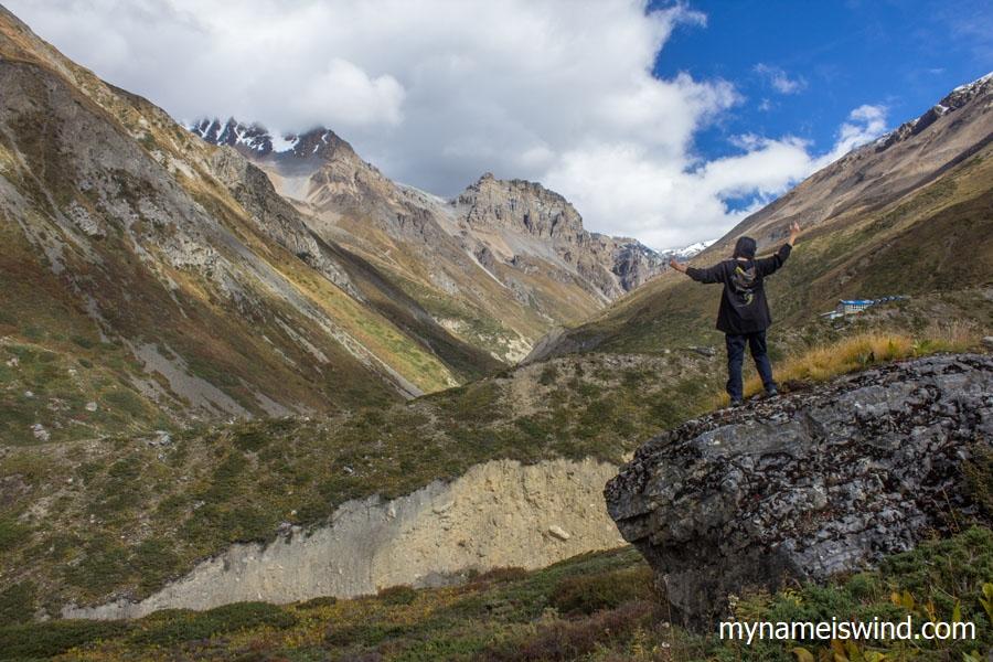trekking w himalajach annapurna