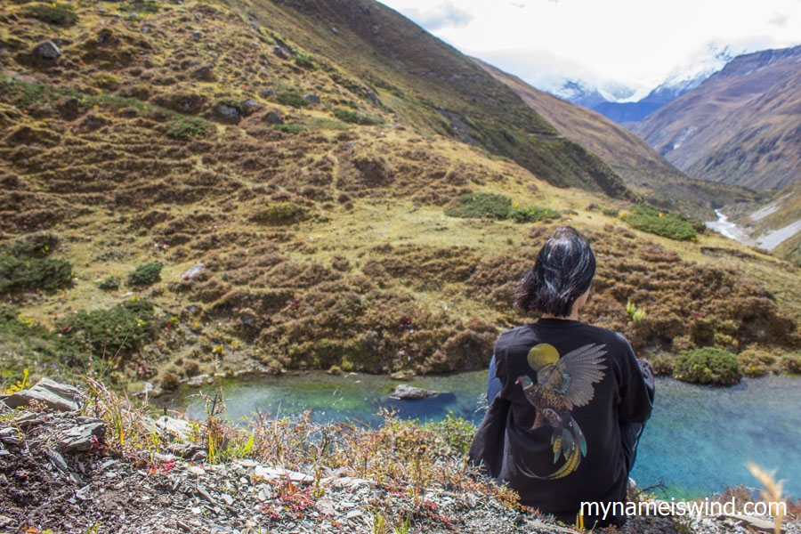 Annapurna circuit himalaje trekking