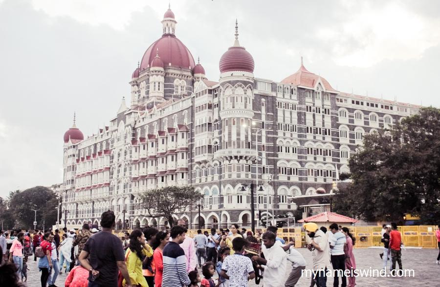 ceny w indiach hotel taj mahal w bombaju